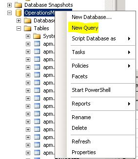 New MS SQL Query