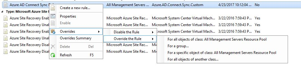 How do I: Monitor Azure AD Connect Sync with SCOM? – OpsConfig
